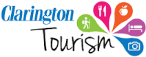 Clarington Tourism Logo